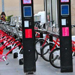 Bike rentals Barcelona