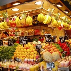Der Boqueria Markt