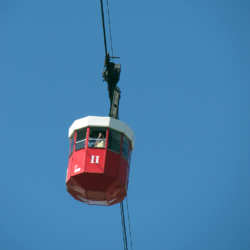 cable cars in barcelona