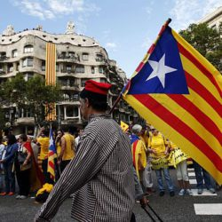 Catalonian Independance Day Rememberance