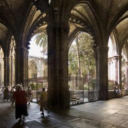 El Born / La Ribera in Ciutat Vella, Barcelona