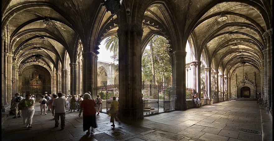catedral barcelona born