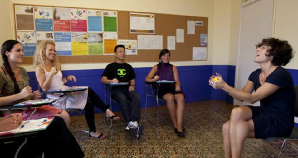 Escuela Parla Language school