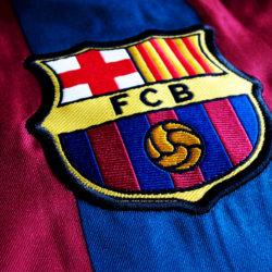 FCB Football shirt