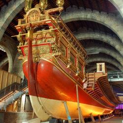 Das Maritime Museum Barcelona