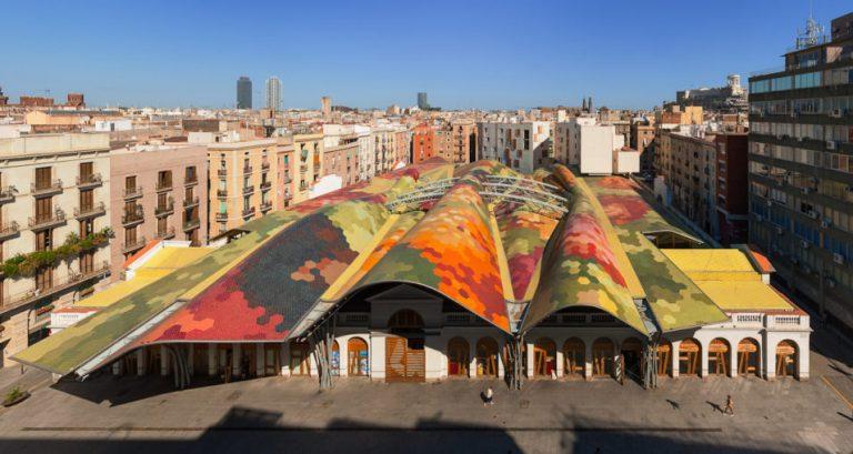 Santa Caterina Market Barcelona-Home