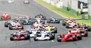 Formula 1 Barcelona