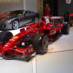 Formula 1 Grand Prix Barcelona Ferrari