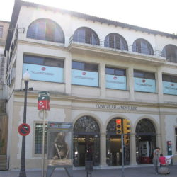 Funicular de Montjuic Station