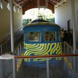 Funicular de Tibidabo transport