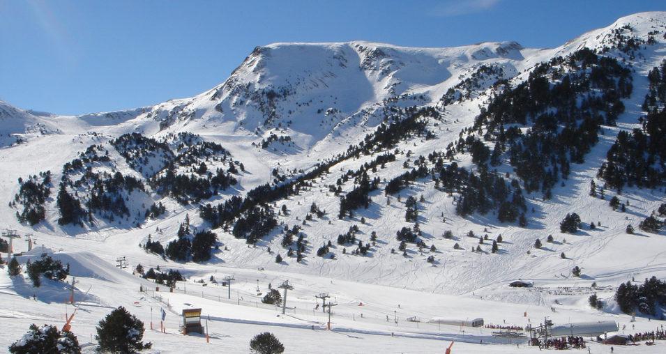 Grandvalira ski resort Andorra