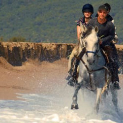 Equitazione a Barcellona