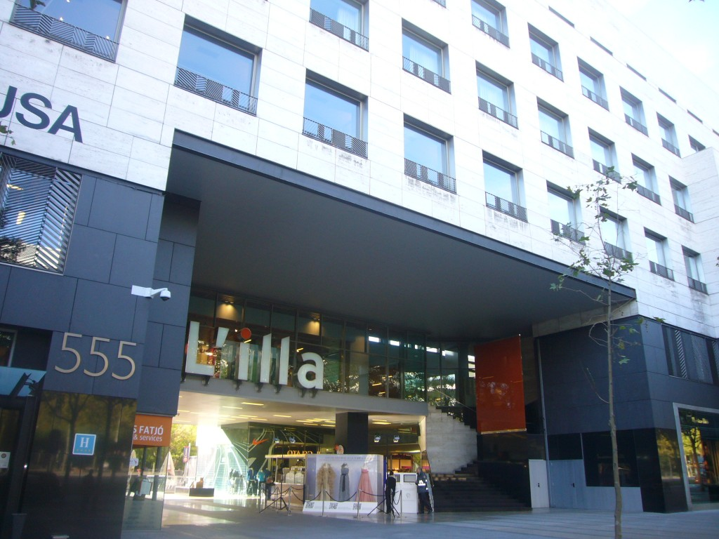 L 39 illa diagonal shopping centre barcelona home - Centro comercial illa diagonal ...