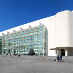 The Barcelona Museum of Contemporary Art