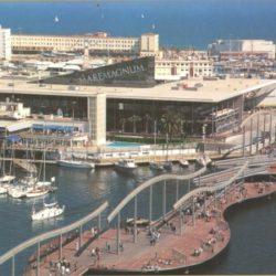 Maremagnum barcelona big shopping center