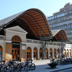 Mercat de Caterina Barcelona