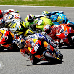 Moto GP a Barcellona