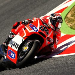 Motorcycle Grand Prix Barcelona Spain
