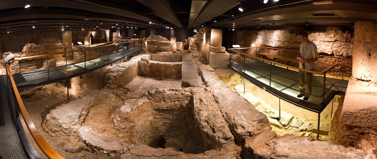 museo de historia de barcelona Spain