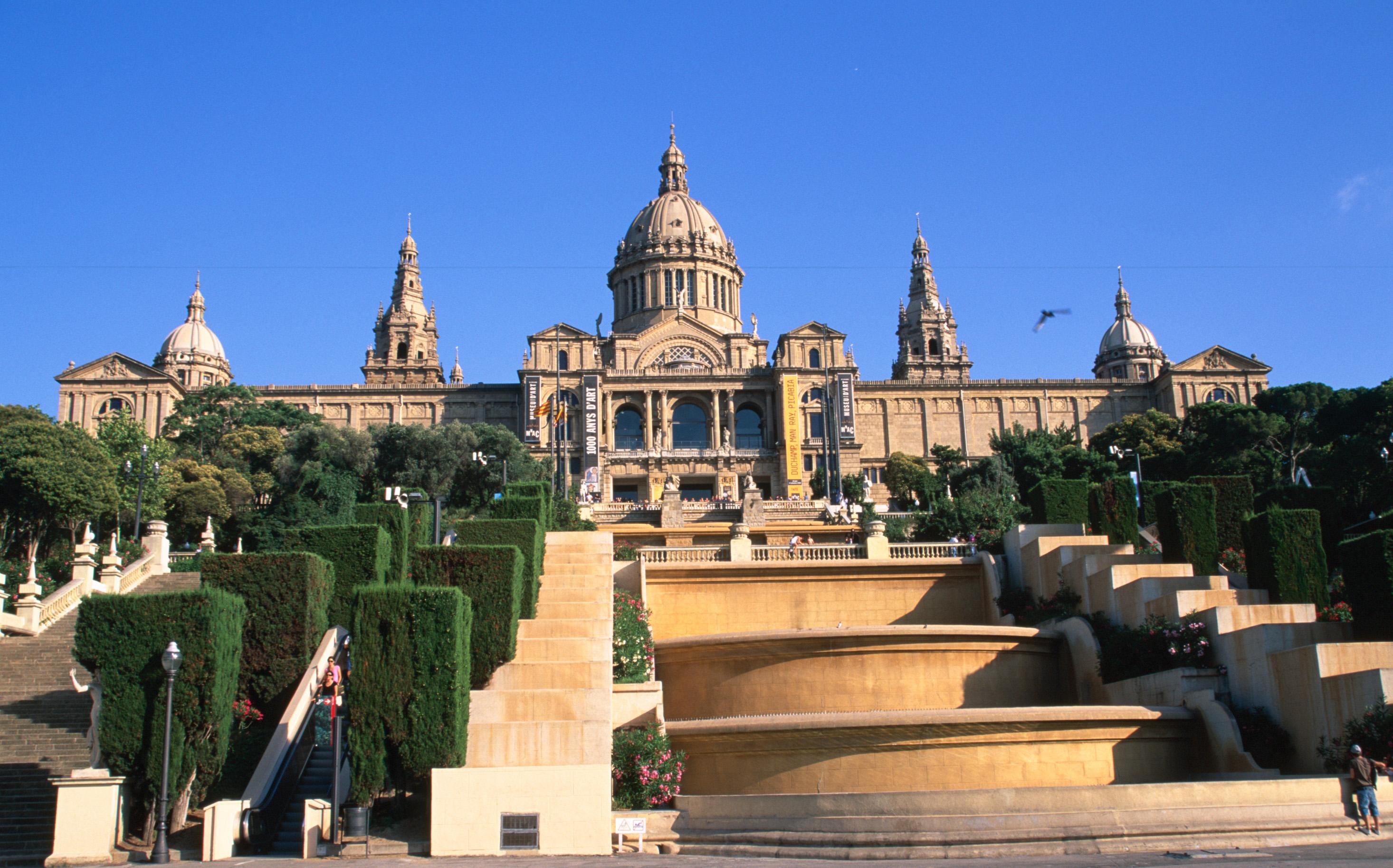 MNAC  Barcelona-Home