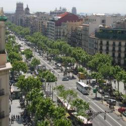 Distrito Gracia Barcelona