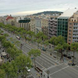 Пассейж де Грасия Барселона