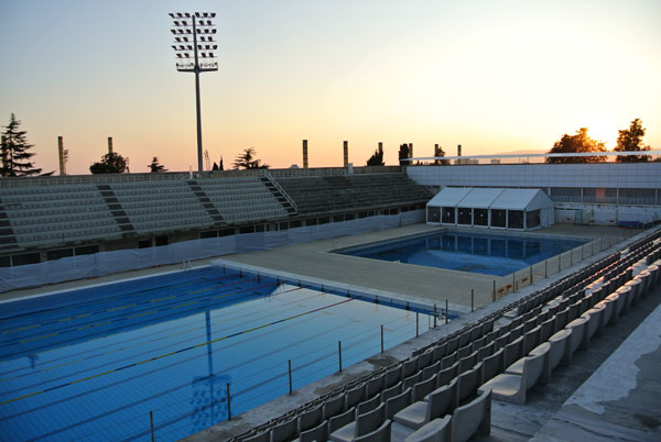 piscines bernat picornel olympic swimming pool