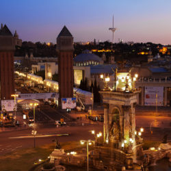 Plaça Espanya Barcelona