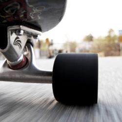 Skateboard on the go Barcelona