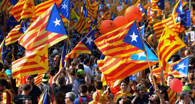 Spain Region Catalonia Demo