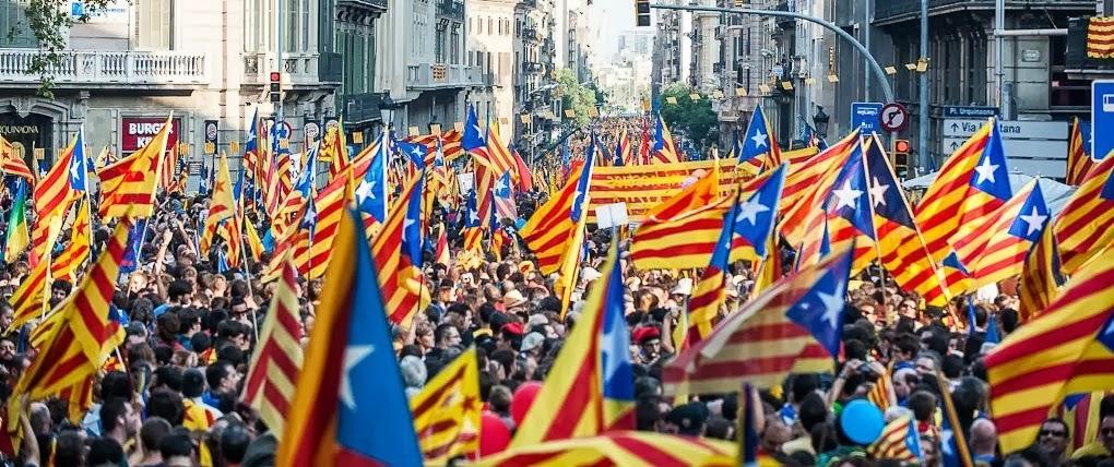 La Diada Catalonia National Day