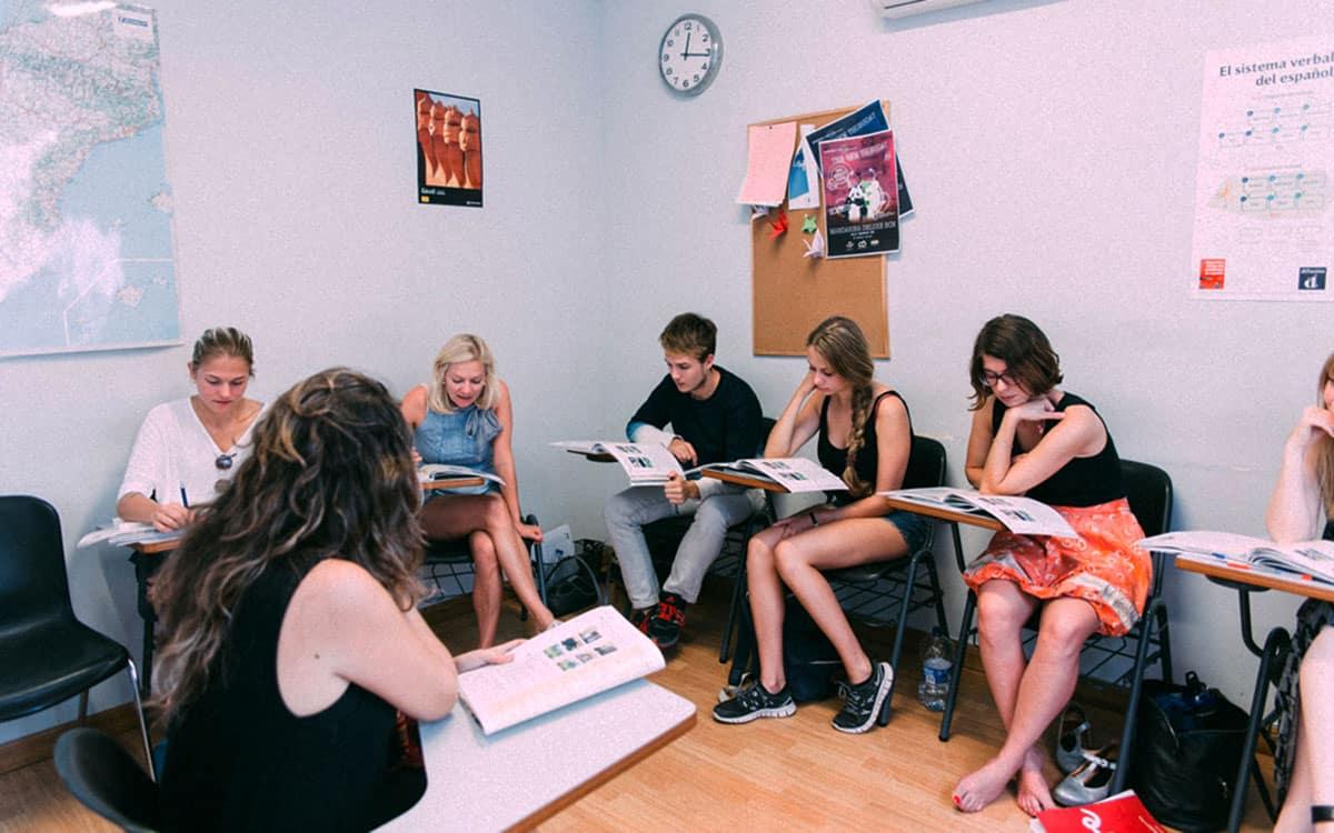 language school Barcelona