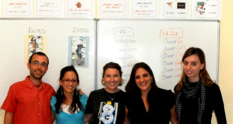 Speakeasy Language School Barcelona