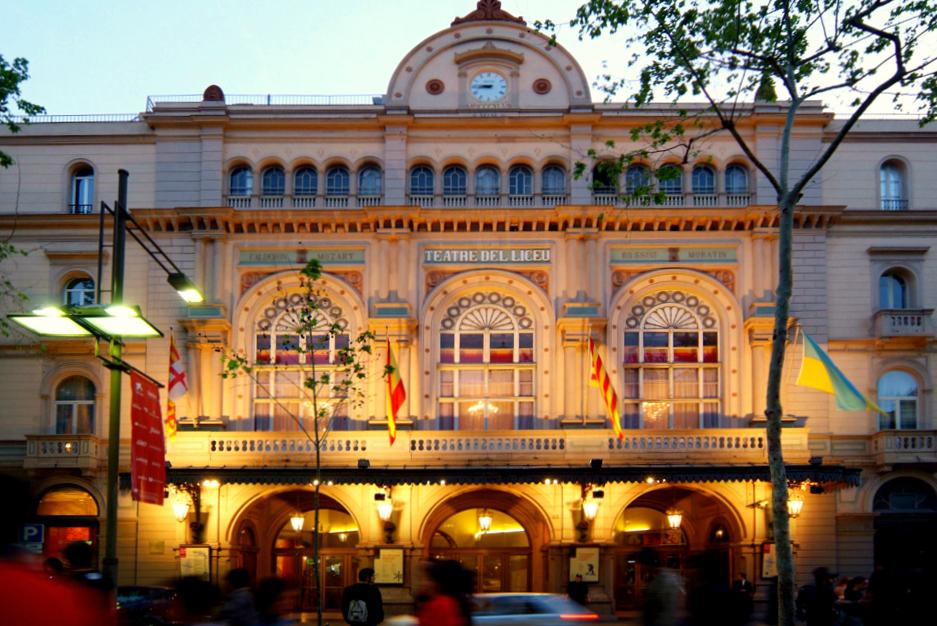 Image gallery barcelona opera 2013 - House doctor barcelona ...