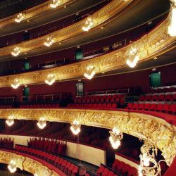The Gran Teatre del Liceu Barcelona; Barcelona-Home