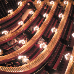 The Gran Teatre del Liceu Barcelona Seating