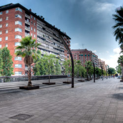 District: Les Corts, Barcelona