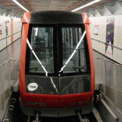 TMB Funicular de Montjuic