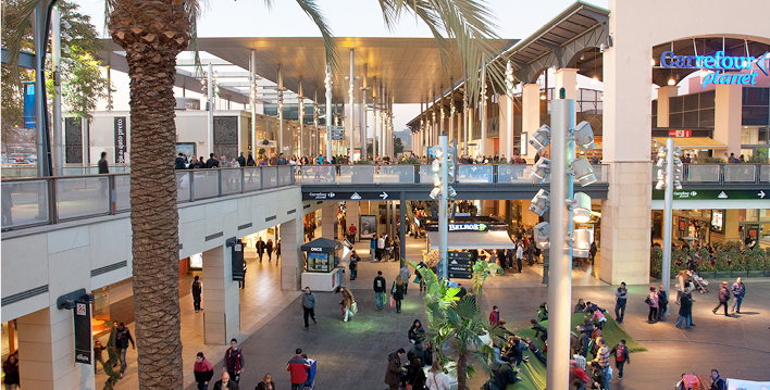Das la maquinista barcelona home blog - Centro comercial maquinista barcelona ...