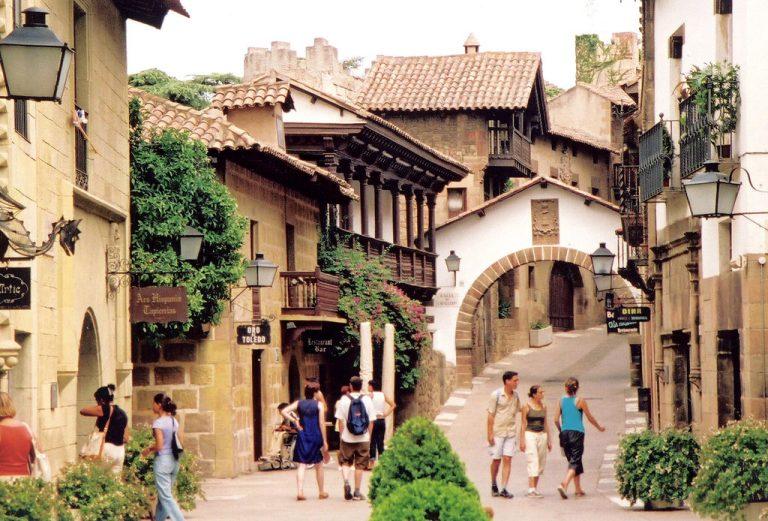 Poble Espanyol - Barcelona-home