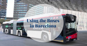 Using the Buses in Barcelona - Barcelona Home