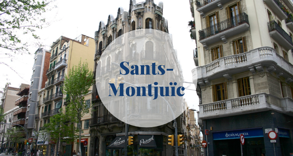 Sants-Montjuïc Barcelona-Home