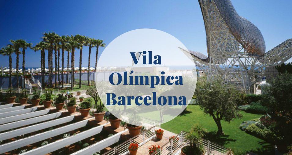 Vila Olimpica Barcelona Barcelona-Home