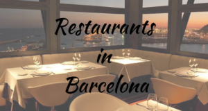 Restaurants in Barcelona