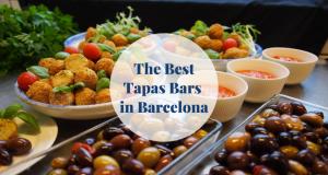 Tapas Bars Barcelona