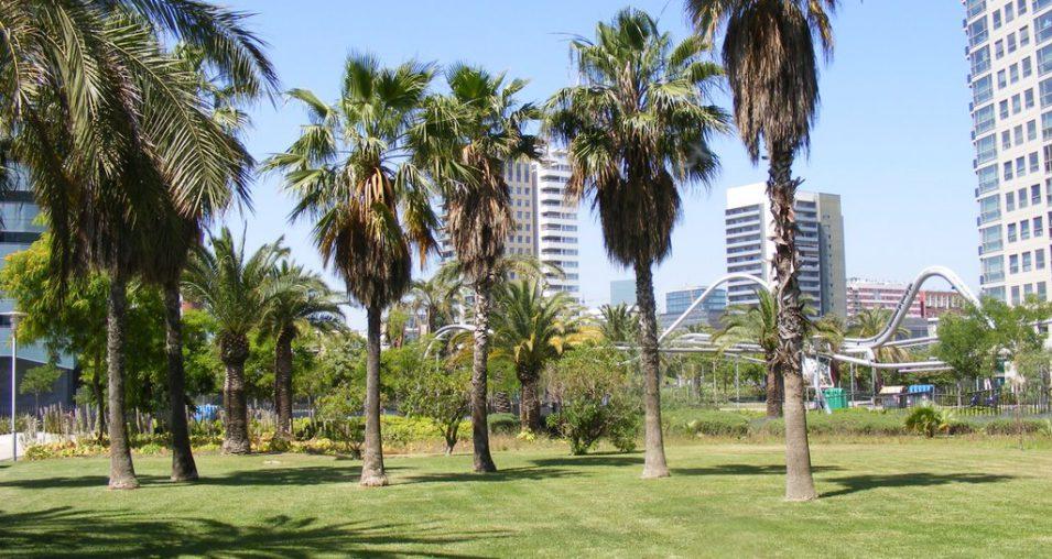 Area in Sant Marti Barcelona