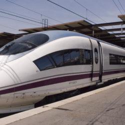 Les trains à Barcelone