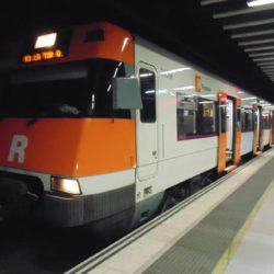 Barcelona Rodalies Renfe Trains