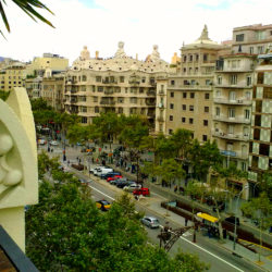 Das La Dreta de l'Eixample Gebiet, Barcelona