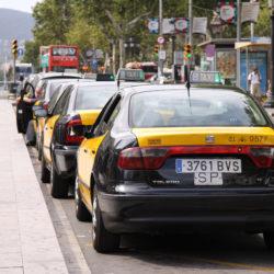 Easy mode of transport in Barcelona Spain]